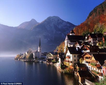 Подлинная австрийская сказка Christuskirche
