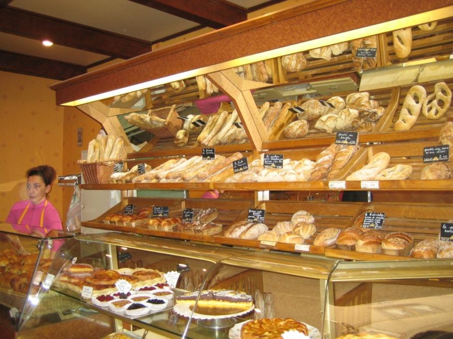 Хлебное изобилие во Франции