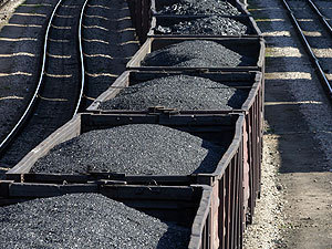 Экспорт угля