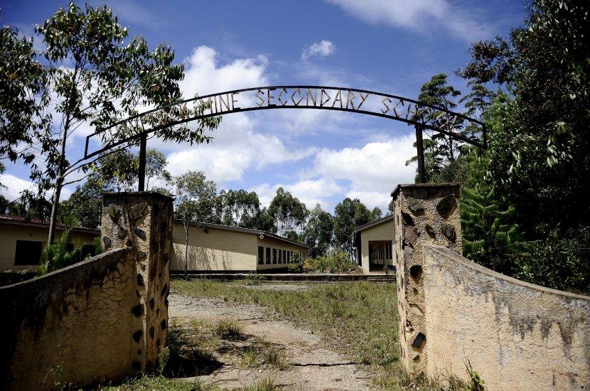Заброшенные школы в Bulembu