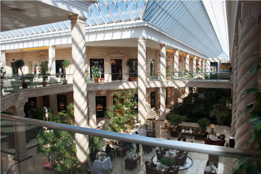 Торговый комплекс Крокус Сити Молл