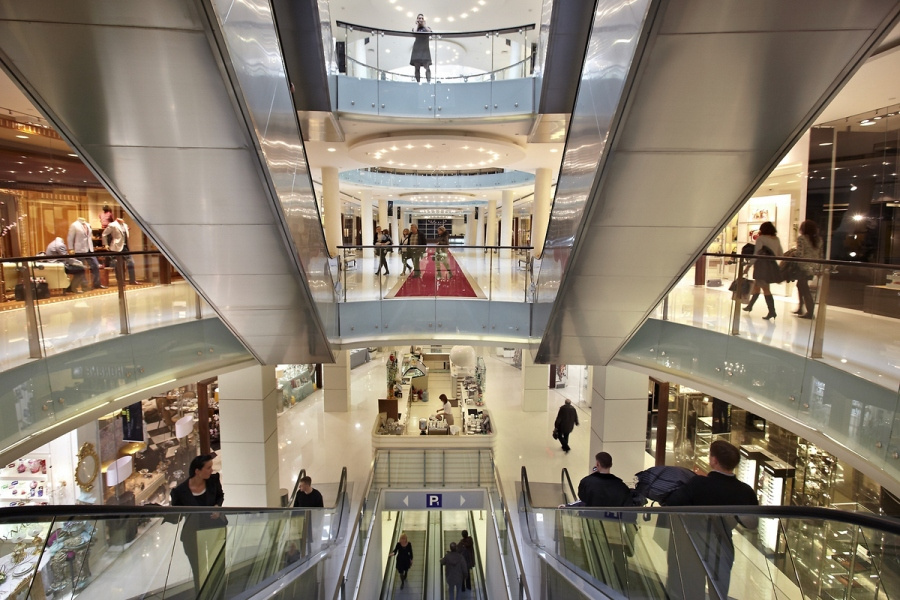 Торговый центр Времена года на Кутузовском