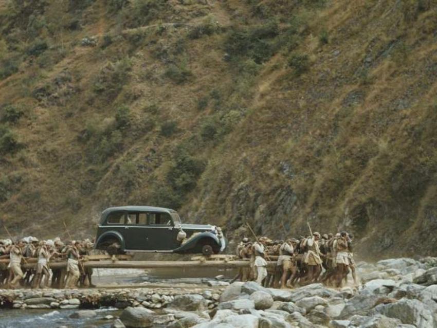 Катманду, Непал. Фото 1948 г.