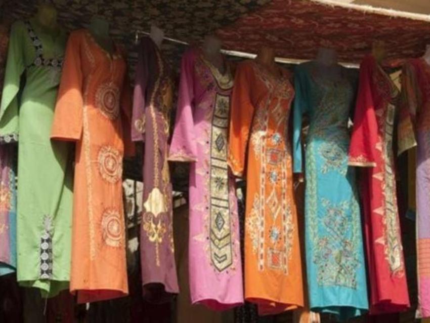 Египетские платья Galabija