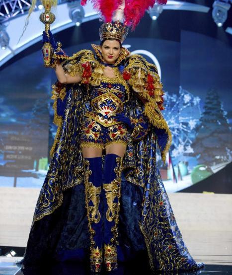 Конкурс национальных костюмов