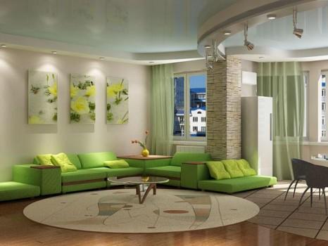 Правильный интерьер квартиры