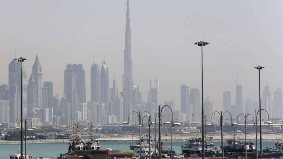 7. Дубай