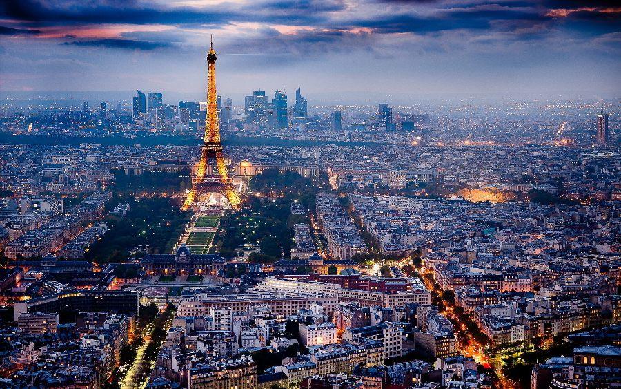 3. Париж