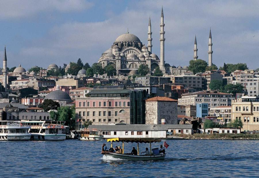 6. Стамбул