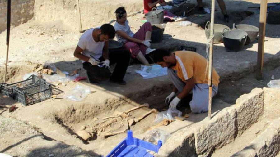 Раскопки в Синопе