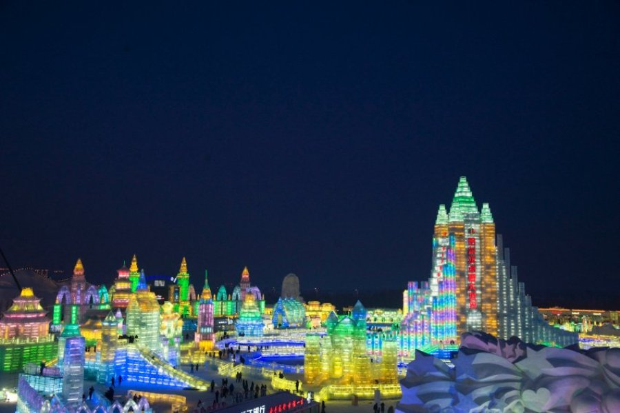Фестиваль в Харбин