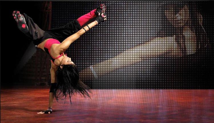 Международный Фестиваль современного танца «Отражение».