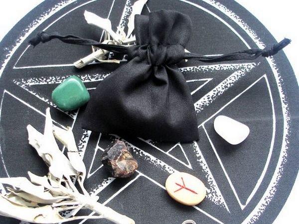 Магические мешочки Моджо