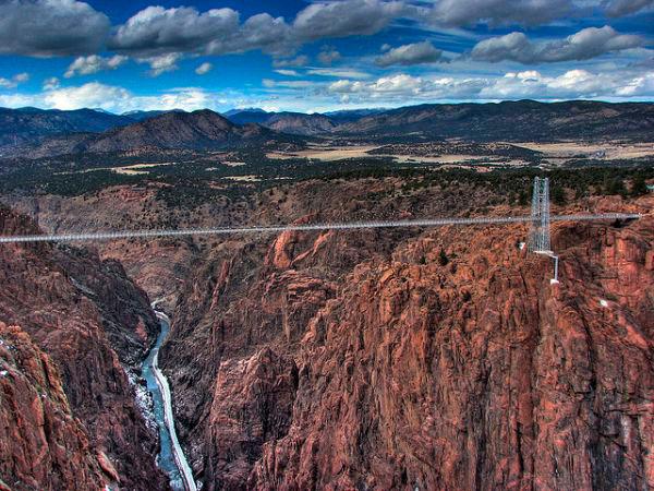 Пять самых удивительных мостов мира