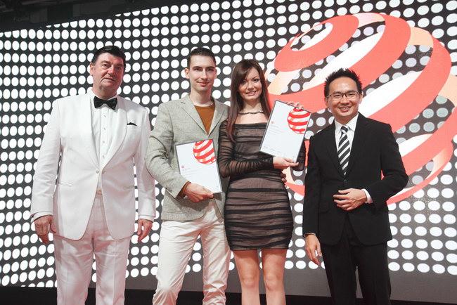 RED DOT Award - премия в области дизайна
