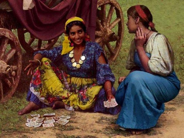 Распространенные способы цыганских гаданий