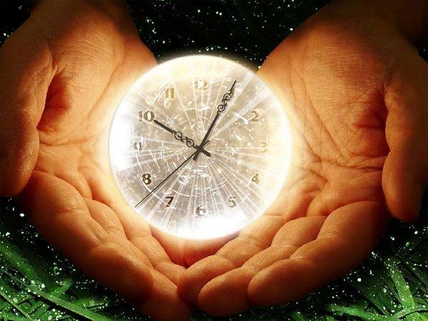 Пока часы идут...