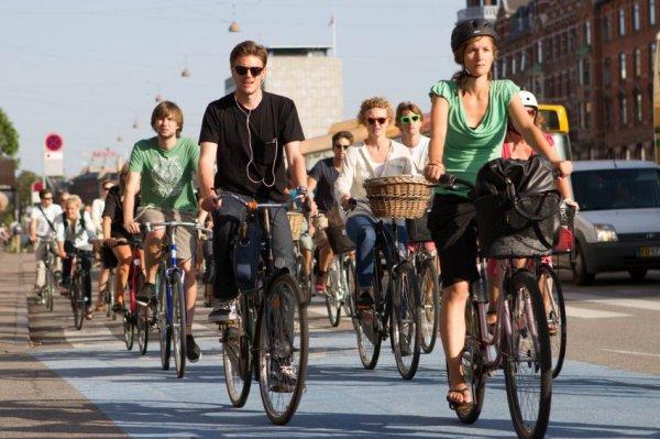 Копенгаген - зеленая столица Европы