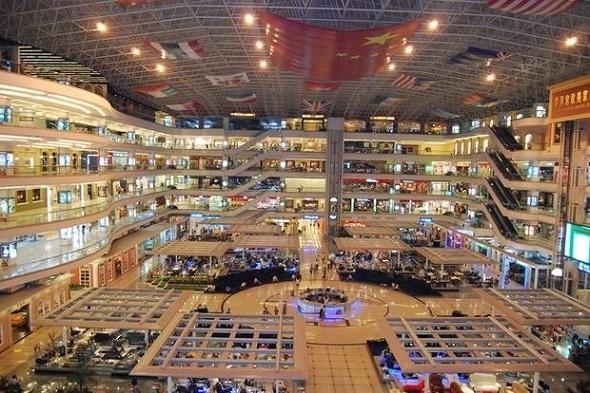 торговля мебели в Китае