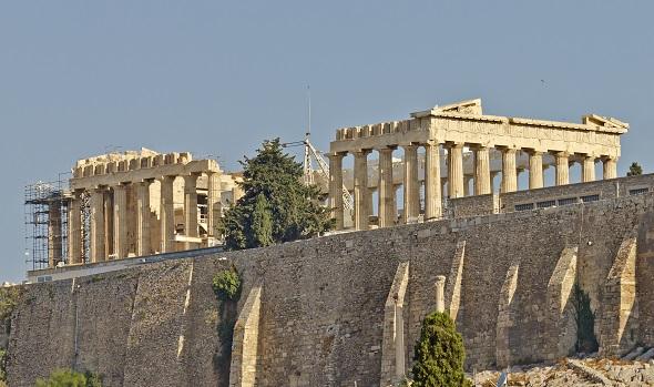 Парфенон, Греция