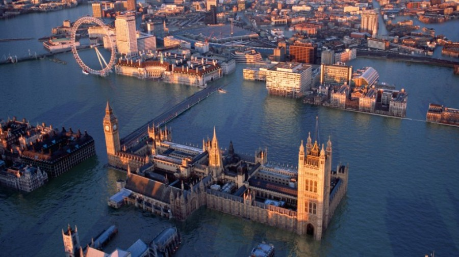 Лондон в будущем