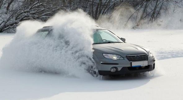Зима в России наступает неожиданно
